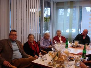 Besuch von Bürgermeister Christian Thegelkamp