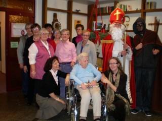 Nikolausfeier im Reginenhaus