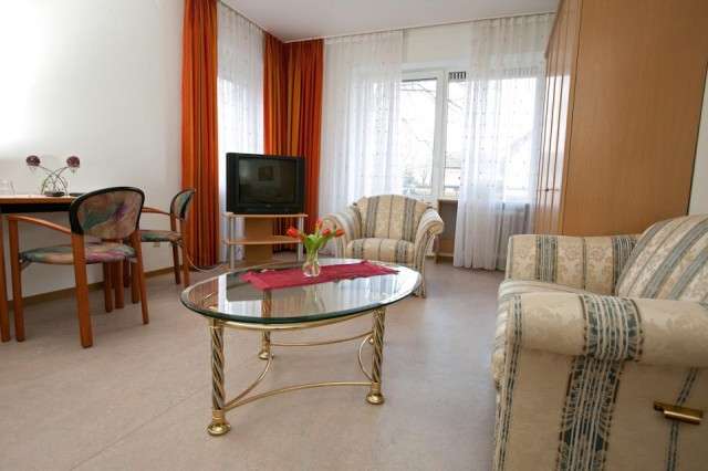 Bewohnerzimmer (Foto: SMMP/Pohl)
