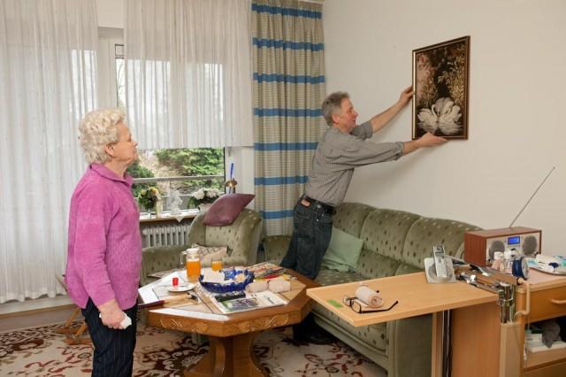 Persönliche Raumgestaltung (Foto: SMMP/Pohl)