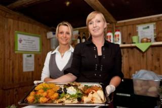 """kulinarische Genüsse bei der """"Sommernacht am Mühlenbach"""""""