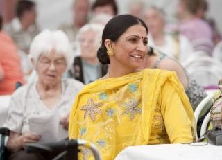 Frau Kaur-Singh