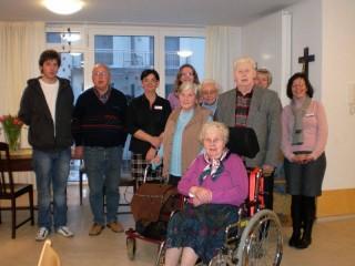 Besuch im St. Franziskushaus Oelde